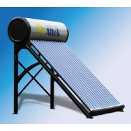 Altek SP-H1-15 вакуумный сезонный солнечный коллектор (напорная система)