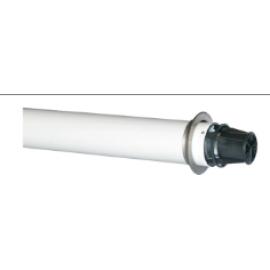 Коаксиальная труба с наконечником диам. 60/100 мм, длина 750 мм Baxi (KHG71410181)