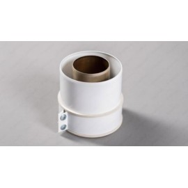 Вертикальный коаксиальный адаптер (дымоход) D60/100 Baxi Protherm Vaillnat Ariston