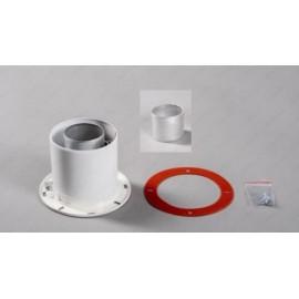Вертикальный коаксиальный адаптер (дымоход) D60/100 Ferroli Fondintal Baltur