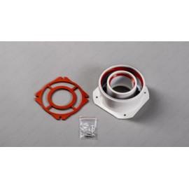Вертикальный коаксиальный адаптер (дымоход) D60/100 для котла Immergas