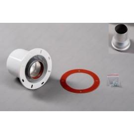 Вертикальный коаксиальный адаптер (дымоход) D60/100 для котла Navien