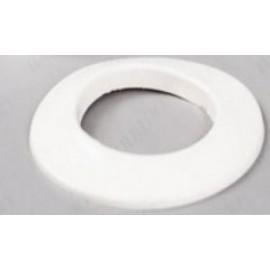 Декоративная манжета (розетка) D100мм резина