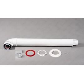 Коаксиальный комплект (дымоход) D60/100 универсальный
