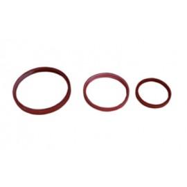 Уплотнительное кольцо коаксиальной трубы (дымохода) D100