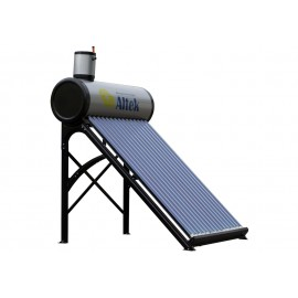 Altek SD-T2-10 вакуумный сезонный солнечный коллектор (безнапорная система)