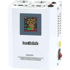 Lenz Technic R800W cтабилизаторы напряжения